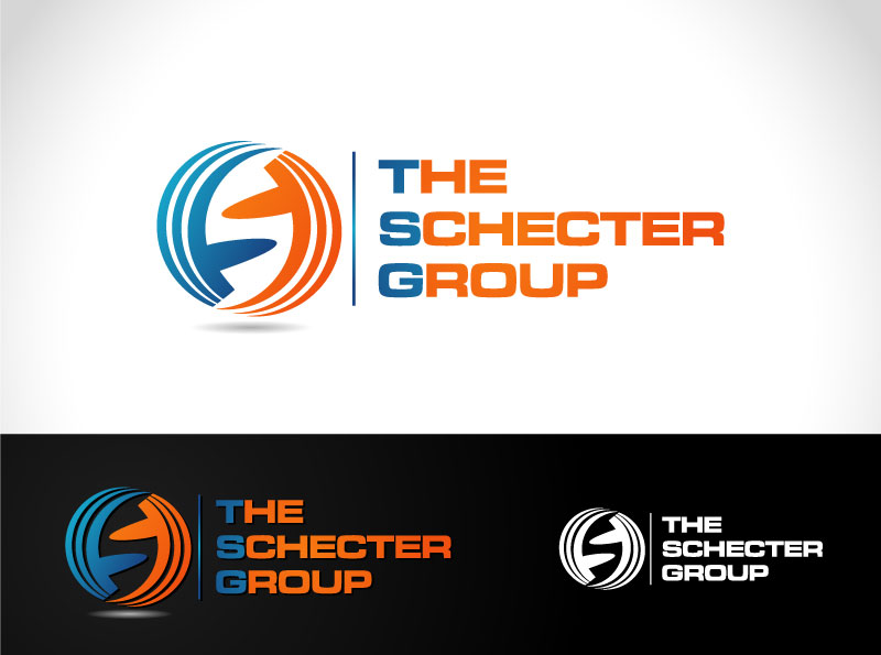 Logo Design by Kamil Suhelmo - Entry No. 20 in the Logo Design Contest Inspiring Logo Design for The Schecter Group.