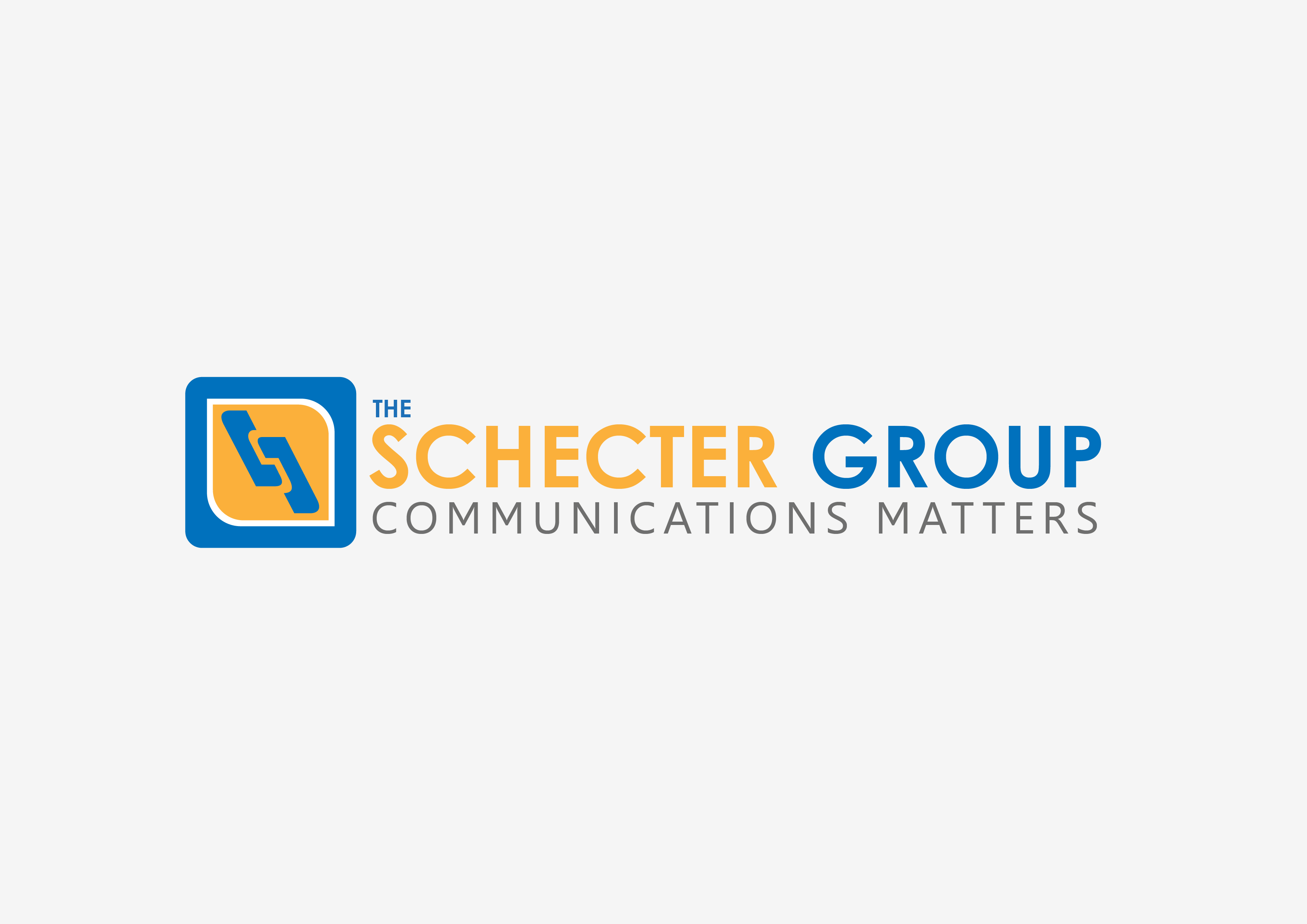 Logo Design by 3draw - Entry No. 26 in the Logo Design Contest Inspiring Logo Design for The Schecter Group.