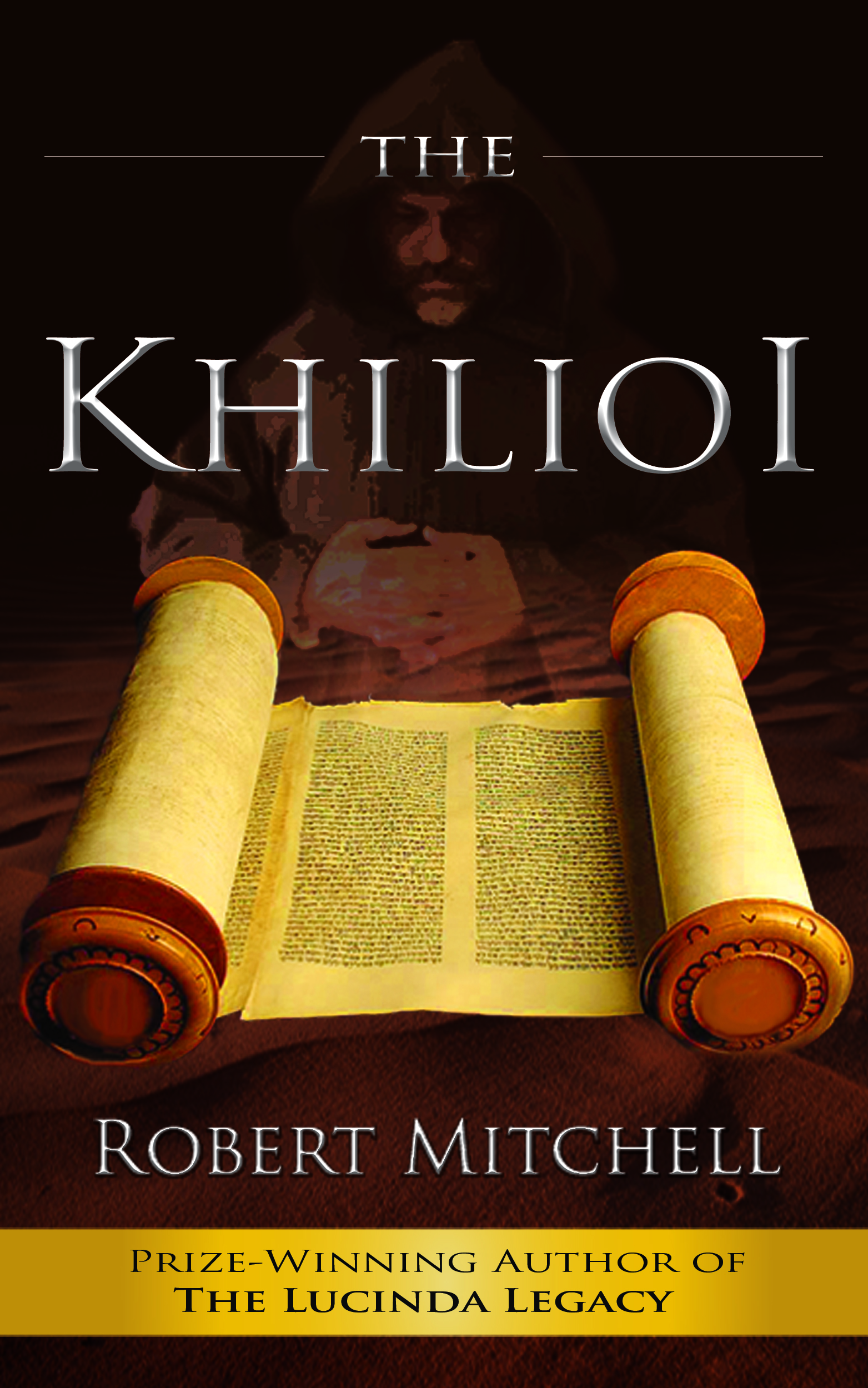 Book Cover Design by kowreck - Entry No. 79 in the Book Cover Design Contest The Khilioi Book Cover Design.