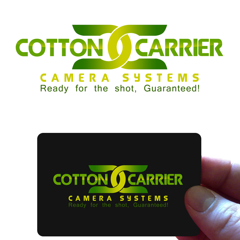 Logo Design by Private User - Entry No. 55 in the Logo Design Contest Cotton Carrier Camera Systems Logo Design.