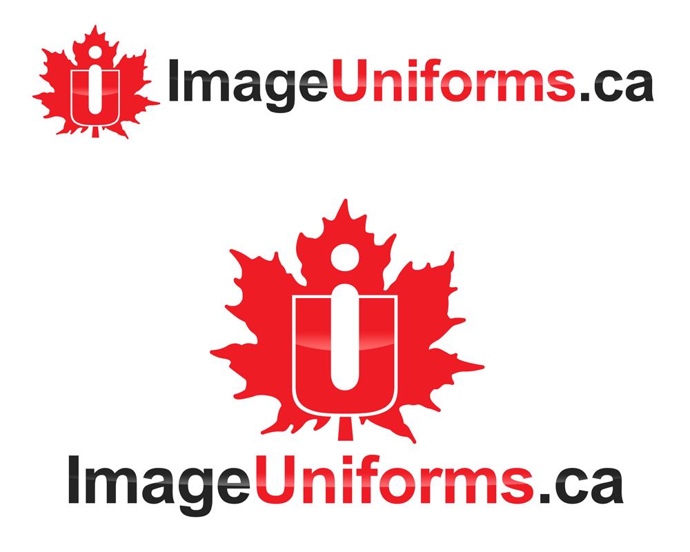 Logo Design by Private User - Entry No. 49 in the Logo Design Contest Inspiring Logo Design for Image Uniforms Inc.