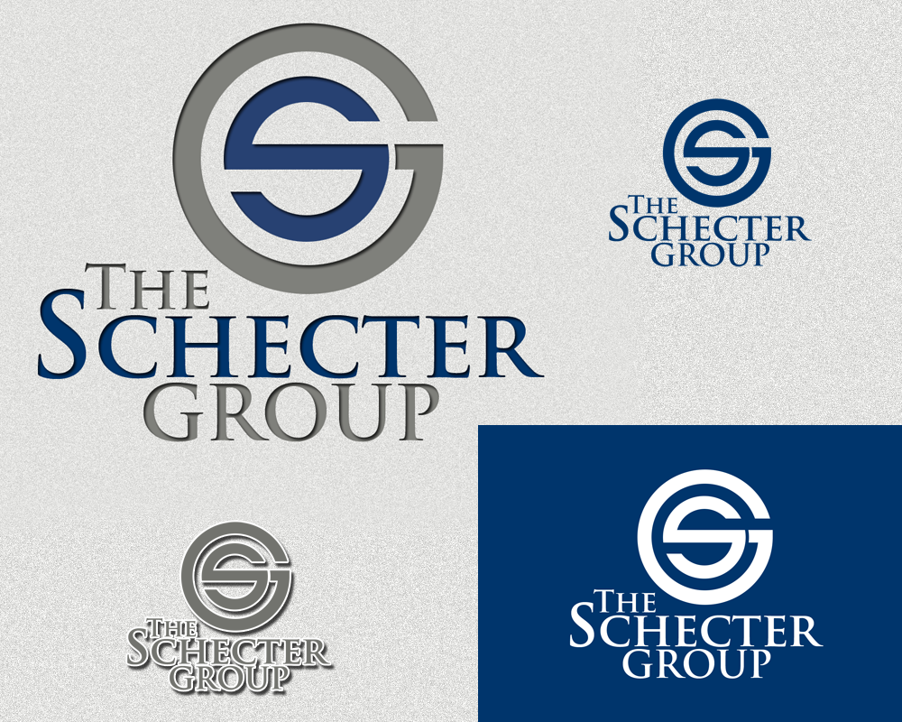 Logo Design by Robert Turla - Entry No. 29 in the Logo Design Contest Inspiring Logo Design for The Schecter Group.