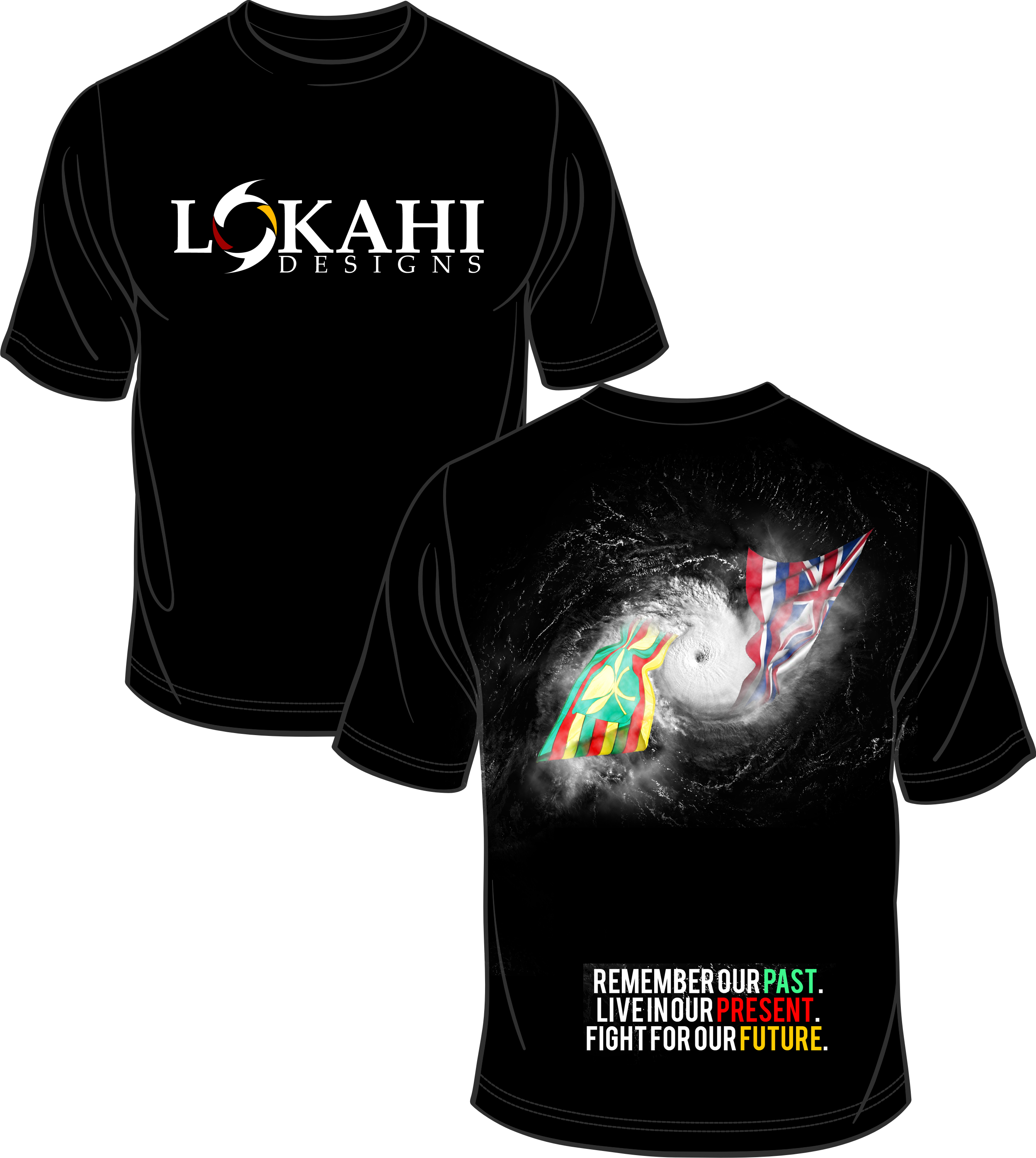 Clothing Design by Kenneth Joel - Entry No. 1 in the Clothing Design Contest Creative Clothing Design for LOKAHI designs.