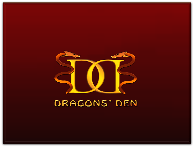 Logo Design by openartposter - Entry No. 63 in the Logo Design Contest The Dragons' Den needs a new logo.