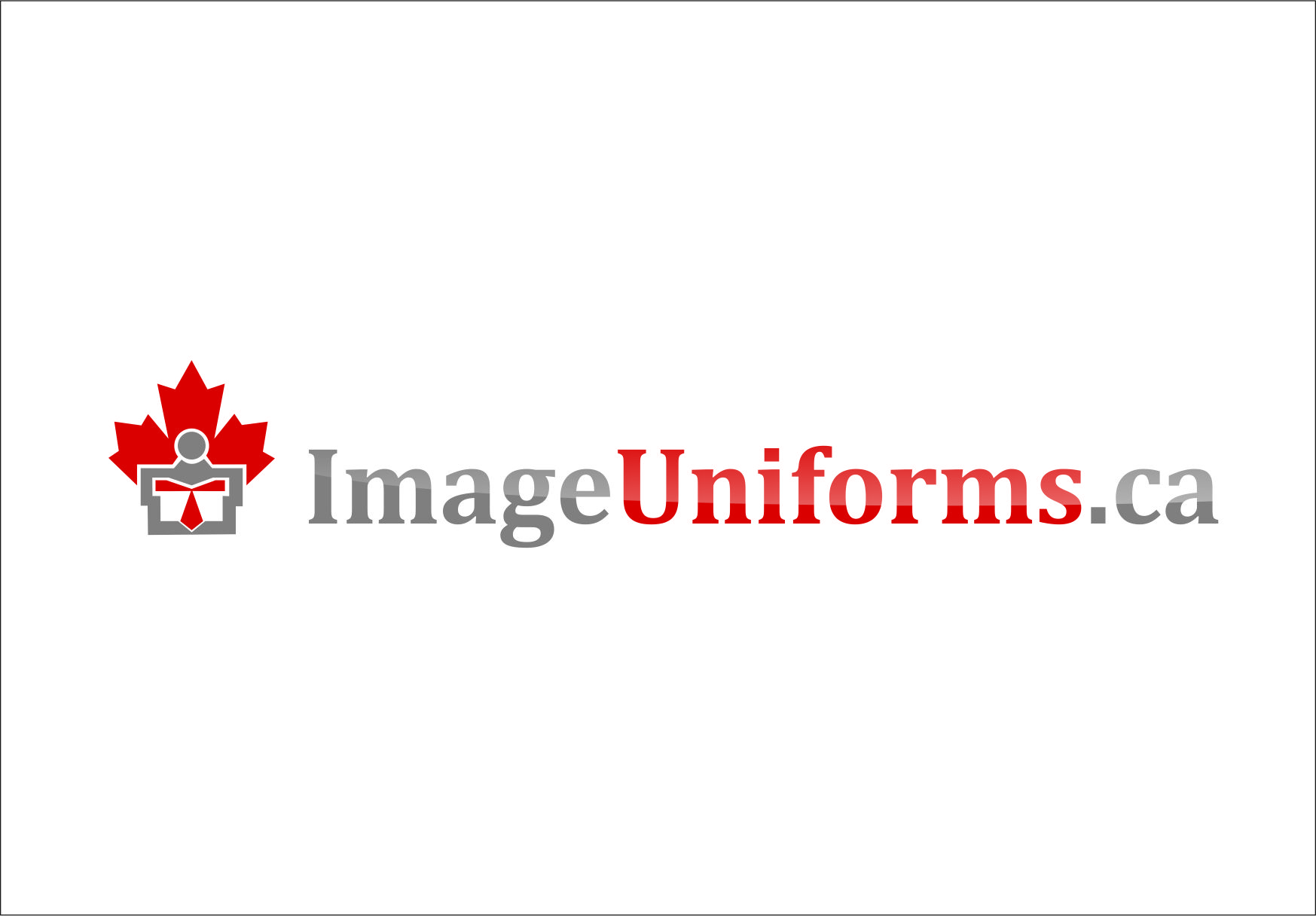 Logo Design by Agus Martoyo - Entry No. 56 in the Logo Design Contest Inspiring Logo Design for Image Uniforms Inc.
