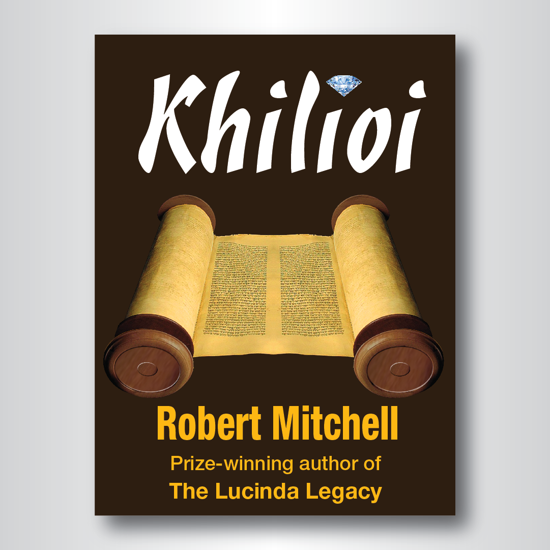 Book Cover Design by darkobovan - Entry No. 89 in the Book Cover Design Contest The Khilioi Book Cover Design.