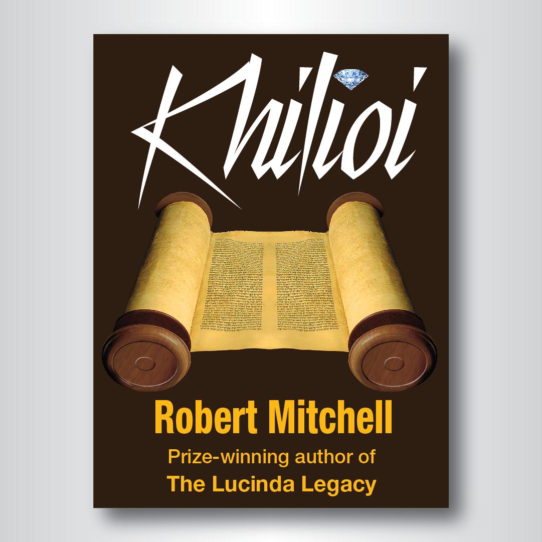 Book Cover Design by darkobovan - Entry No. 91 in the Book Cover Design Contest The Khilioi Book Cover Design.