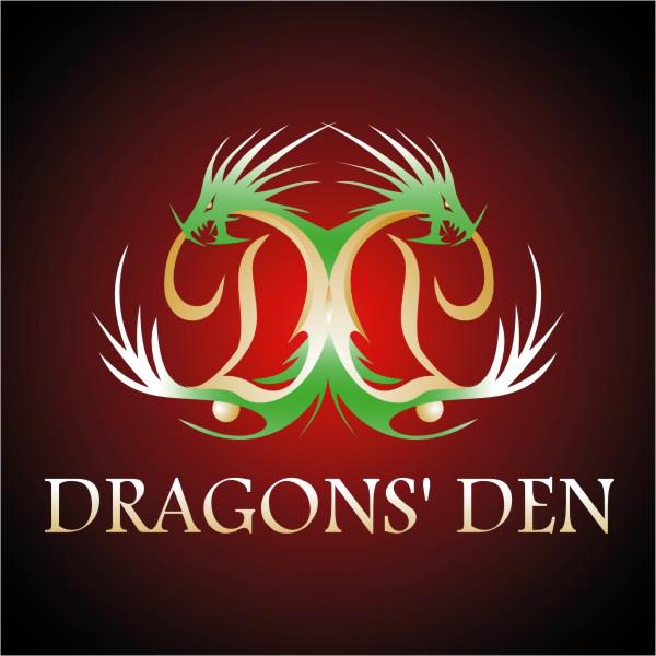 Logo Design by aspstudio - Entry No. 66 in the Logo Design Contest The Dragons' Den needs a new logo.
