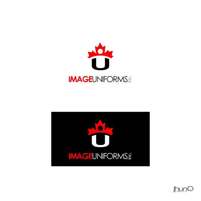 Logo Design by zesthar - Entry No. 63 in the Logo Design Contest Inspiring Logo Design for Image Uniforms Inc.