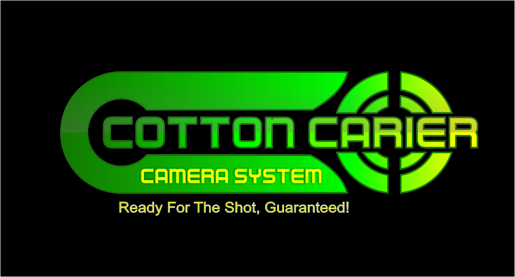 Logo Design by Agus Martoyo - Entry No. 62 in the Logo Design Contest Cotton Carrier Camera Systems Logo Design.