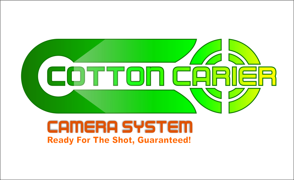 Logo Design by Agus Martoyo - Entry No. 63 in the Logo Design Contest Cotton Carrier Camera Systems Logo Design.