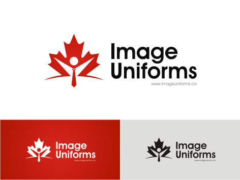 Logo Design by key - Entry No. 67 in the Logo Design Contest Inspiring Logo Design for Image Uniforms Inc.