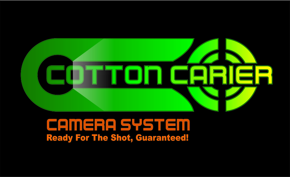 Logo Design by Agus Martoyo - Entry No. 64 in the Logo Design Contest Cotton Carrier Camera Systems Logo Design.