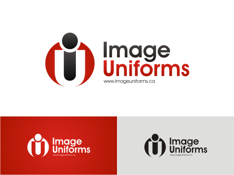 Logo Design by key - Entry No. 68 in the Logo Design Contest Inspiring Logo Design for Image Uniforms Inc.