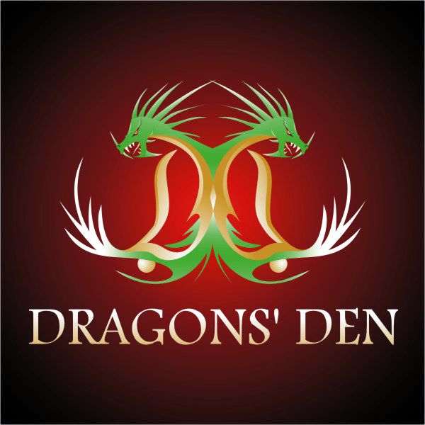 Logo Design by aspstudio - Entry No. 70 in the Logo Design Contest The Dragons' Den needs a new logo.