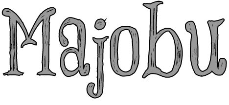Logo Design by Andy McColm - Entry No. 1 in the Logo Design Contest Inspiring Logo Design for Majobu.