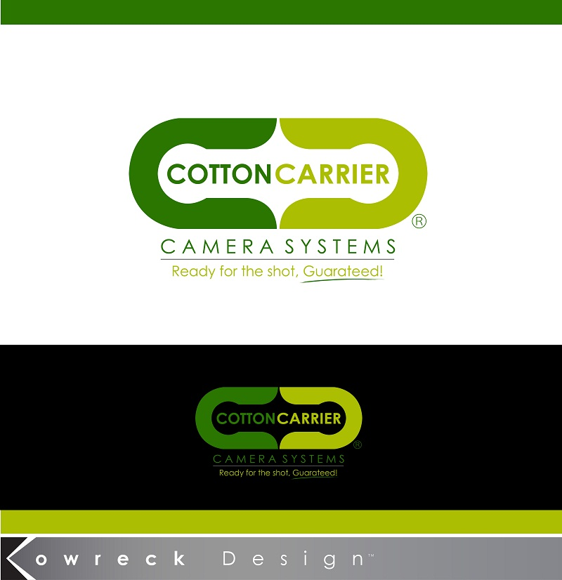 Logo Design by kowreck - Entry No. 65 in the Logo Design Contest Cotton Carrier Camera Systems Logo Design.