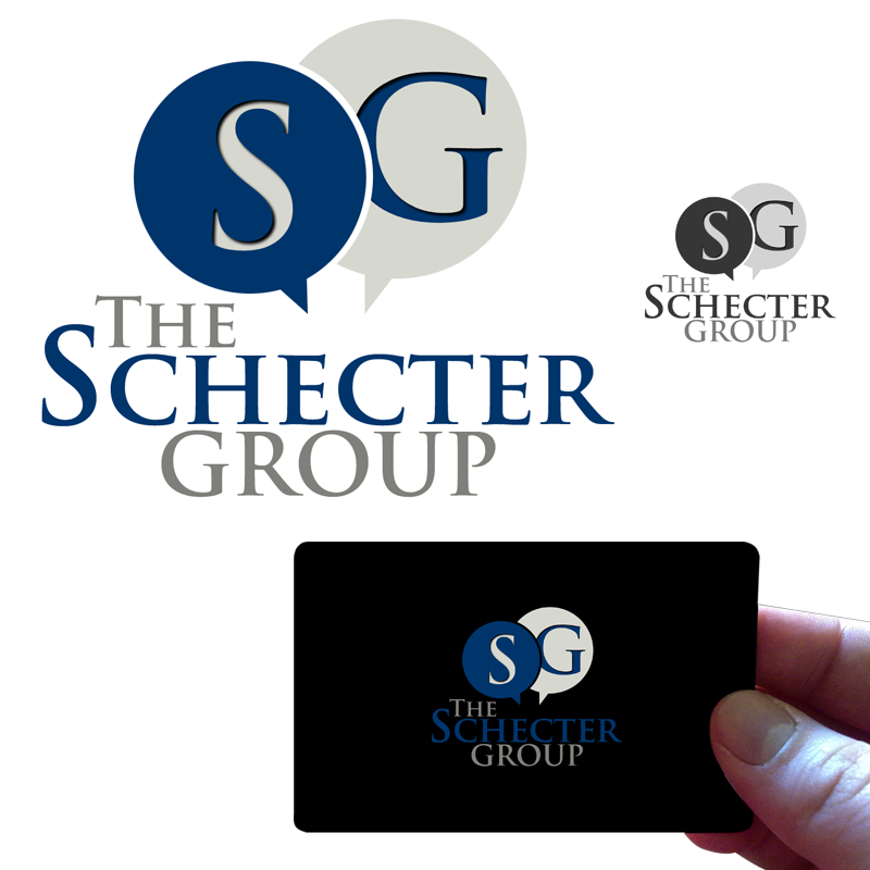 Logo Design by Private User - Entry No. 43 in the Logo Design Contest Inspiring Logo Design for The Schecter Group.