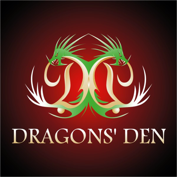 Logo Design by aspstudio - Entry No. 71 in the Logo Design Contest The Dragons' Den needs a new logo.
