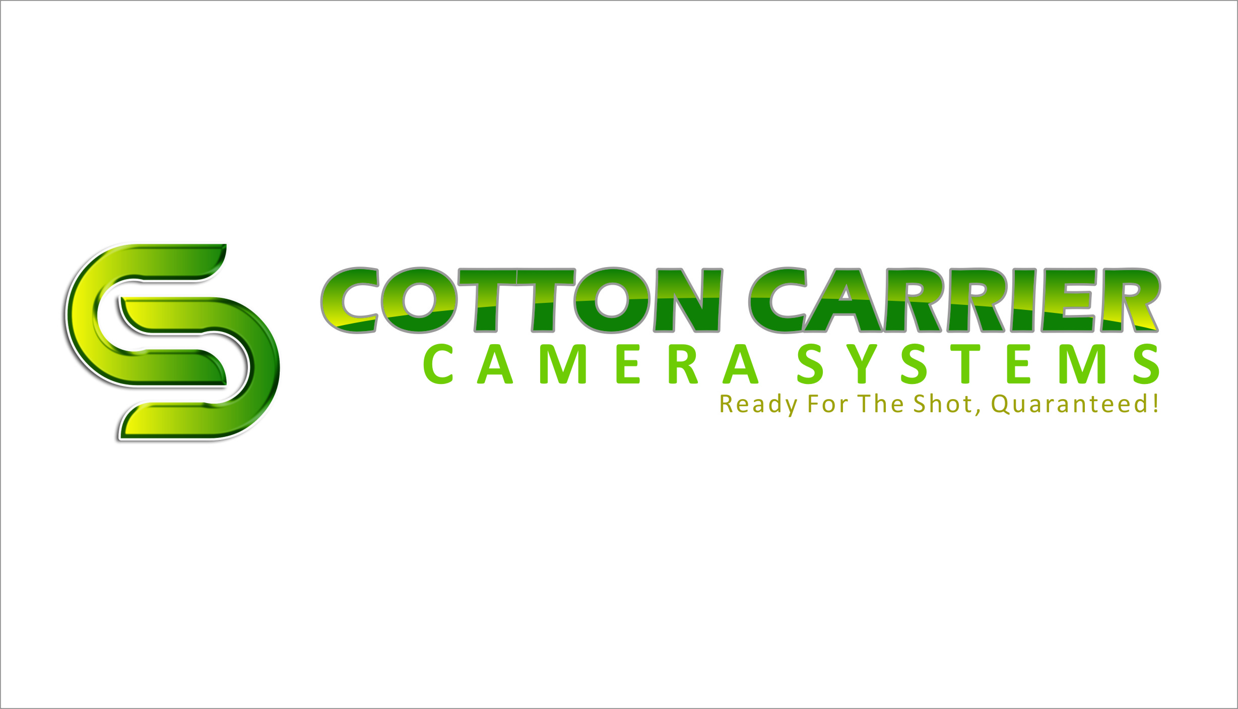Logo Design by RasYa Muhammad Athaya - Entry No. 68 in the Logo Design Contest Cotton Carrier Camera Systems Logo Design.