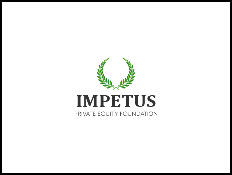 Logo Design by Raviteja Govindaraju - Entry No. 5 in the Logo Design Contest New Logo Design for Impetus - The Private Equity Foundation.