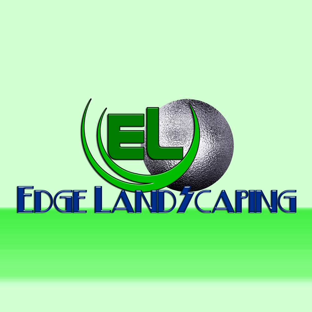 Logo Design by MITUCA ANDREI - Entry No. 84 in the Logo Design Contest Inspiring Logo Design for Edge Landscaping.