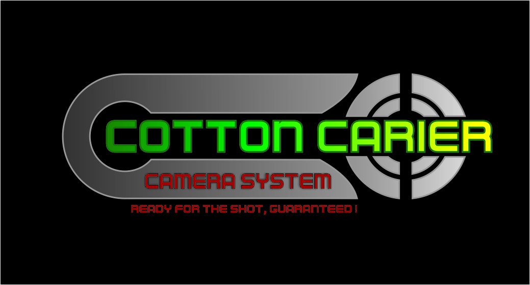 Logo Design by Agus Martoyo - Entry No. 74 in the Logo Design Contest Cotton Carrier Camera Systems Logo Design.