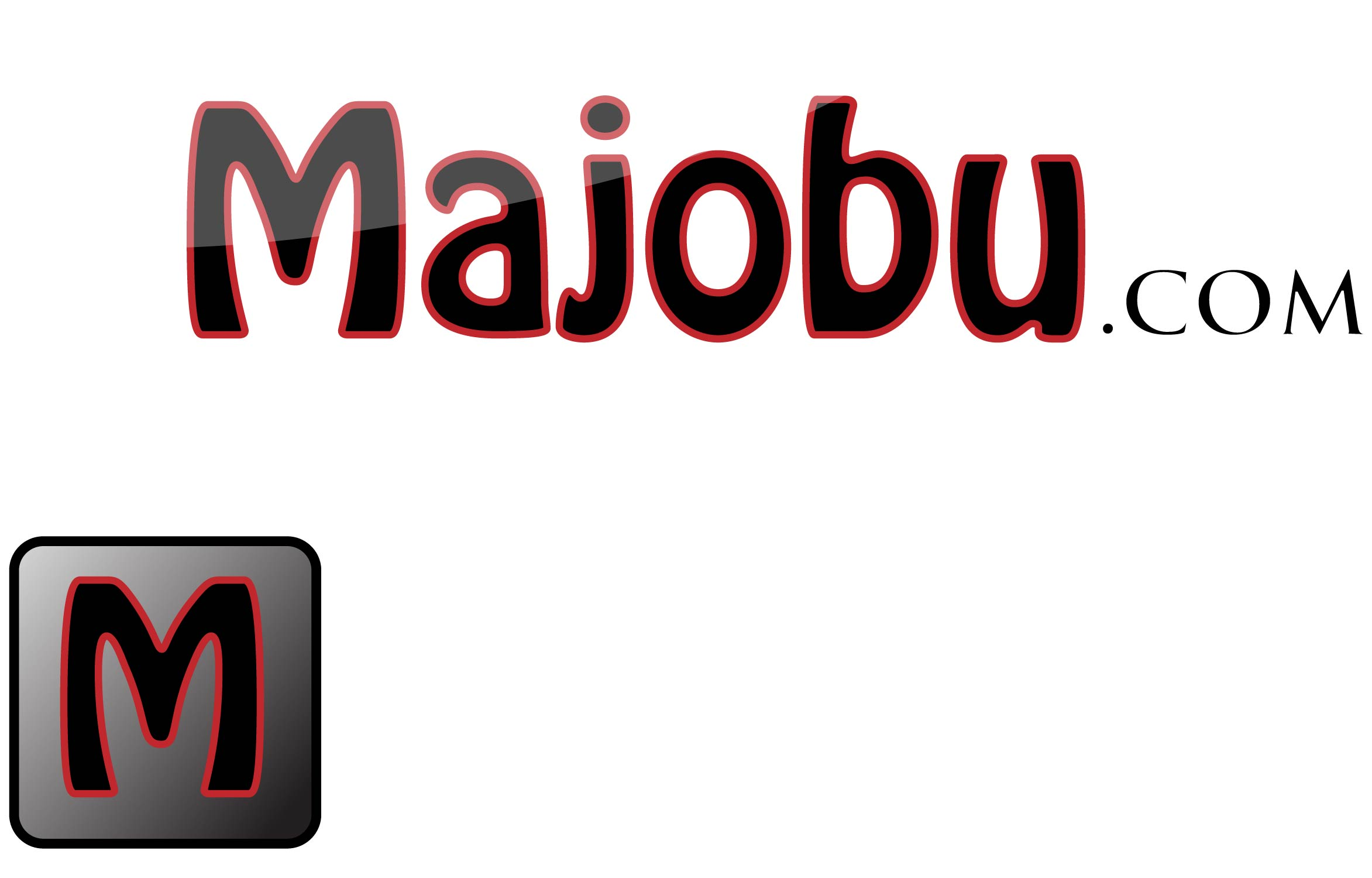 Logo Design by Andy McColm - Entry No. 6 in the Logo Design Contest Inspiring Logo Design for Majobu.