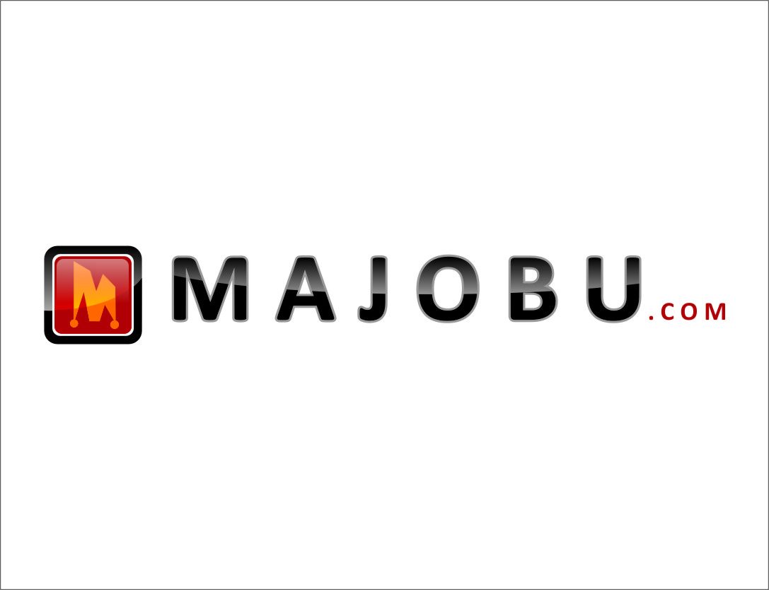 Logo Design by RasYa Muhammad Athaya - Entry No. 9 in the Logo Design Contest Inspiring Logo Design for Majobu.