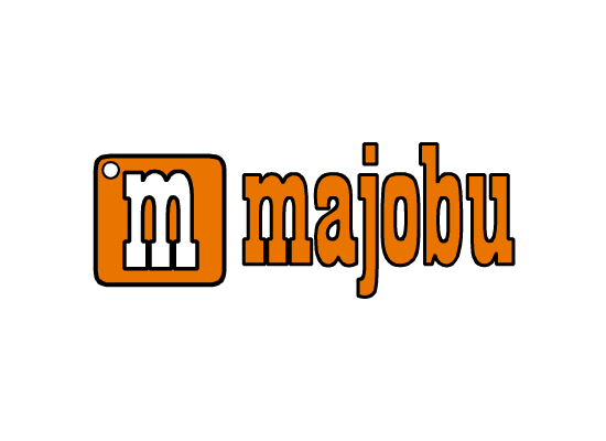 Logo Design by Ismail Adhi Wibowo - Entry No. 10 in the Logo Design Contest Inspiring Logo Design for Majobu.
