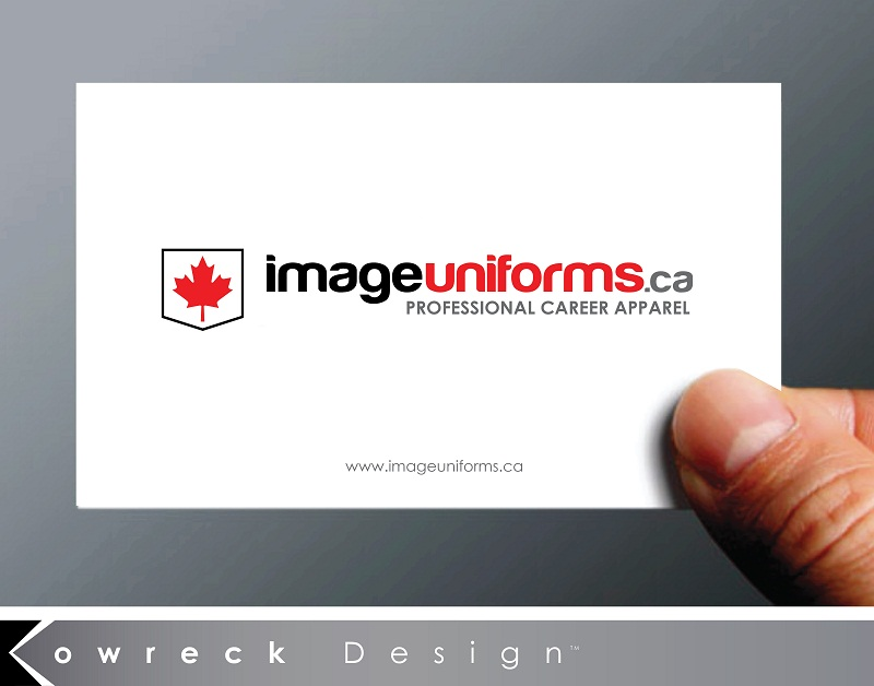 Logo Design by kowreck - Entry No. 83 in the Logo Design Contest Inspiring Logo Design for Image Uniforms Inc.