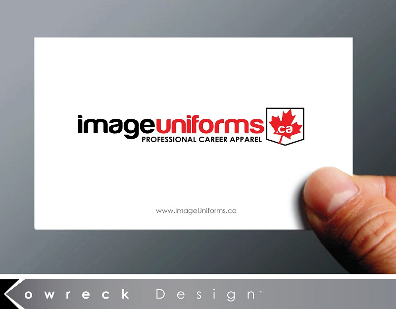 Logo Design by kowreck - Entry No. 90 in the Logo Design Contest Inspiring Logo Design for Image Uniforms Inc.
