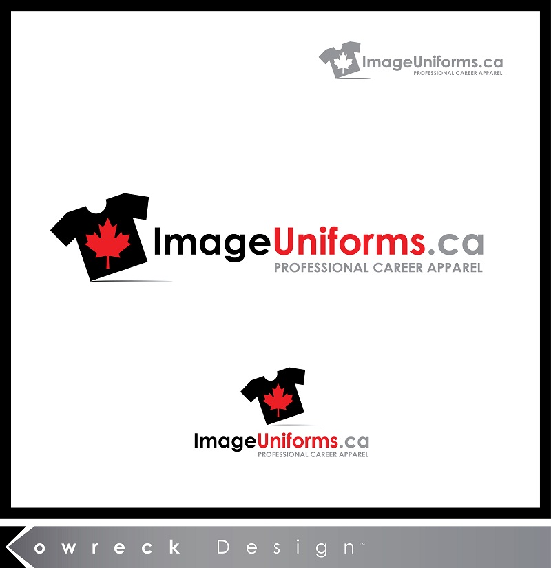 Logo Design by kowreck - Entry No. 92 in the Logo Design Contest Inspiring Logo Design for Image Uniforms Inc.