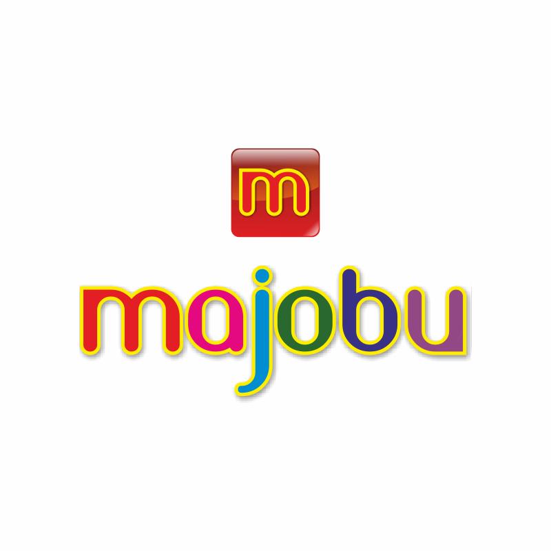 Logo Design by montoshlall - Entry No. 12 in the Logo Design Contest Inspiring Logo Design for Majobu.