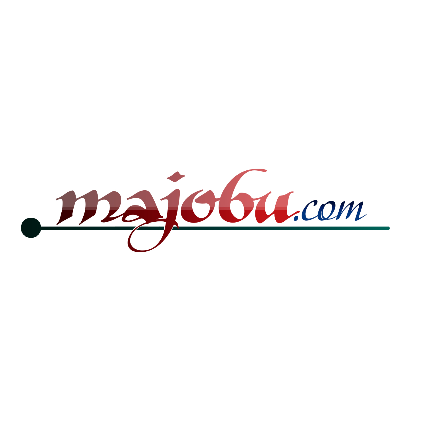Logo Design by Kivi Marc Sarmiento - Entry No. 15 in the Logo Design Contest Inspiring Logo Design for Majobu.