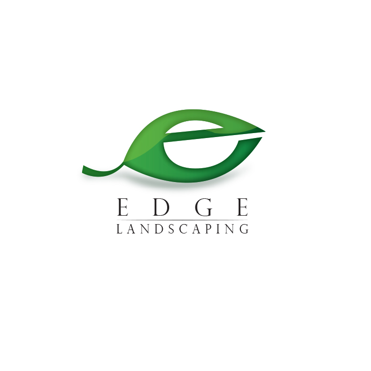 Logo Design by storm - Entry No. 103 in the Logo Design Contest Inspiring Logo Design for Edge Landscaping.