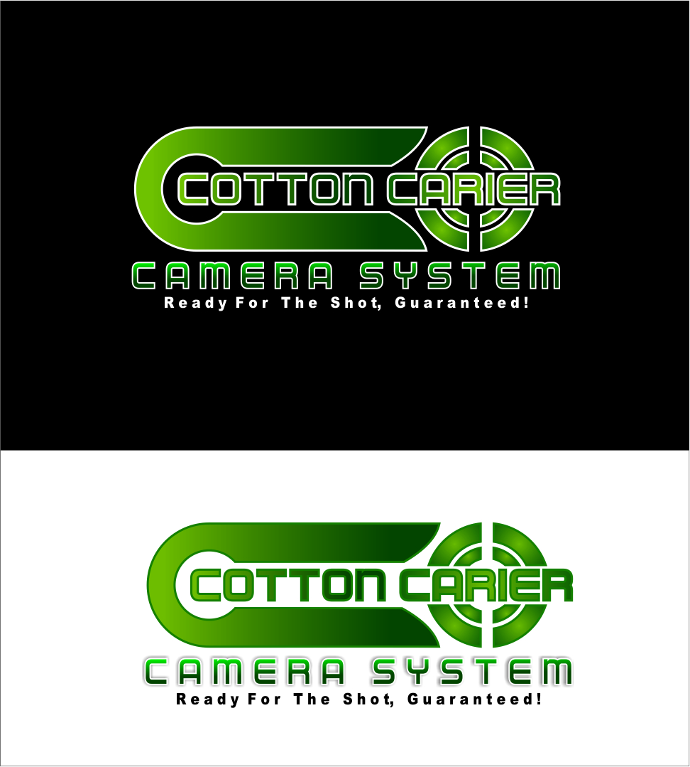 Logo Design by Agus Martoyo - Entry No. 80 in the Logo Design Contest Cotton Carrier Camera Systems Logo Design.
