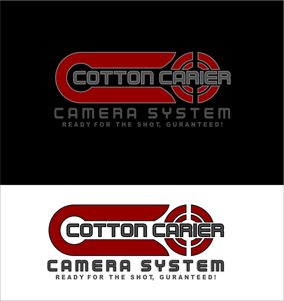 Logo Design by Agus Martoyo - Entry No. 81 in the Logo Design Contest Cotton Carrier Camera Systems Logo Design.