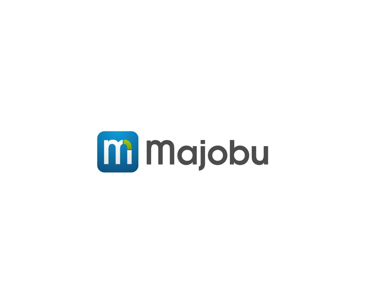 Logo Design by untung - Entry No. 16 in the Logo Design Contest Inspiring Logo Design for Majobu.