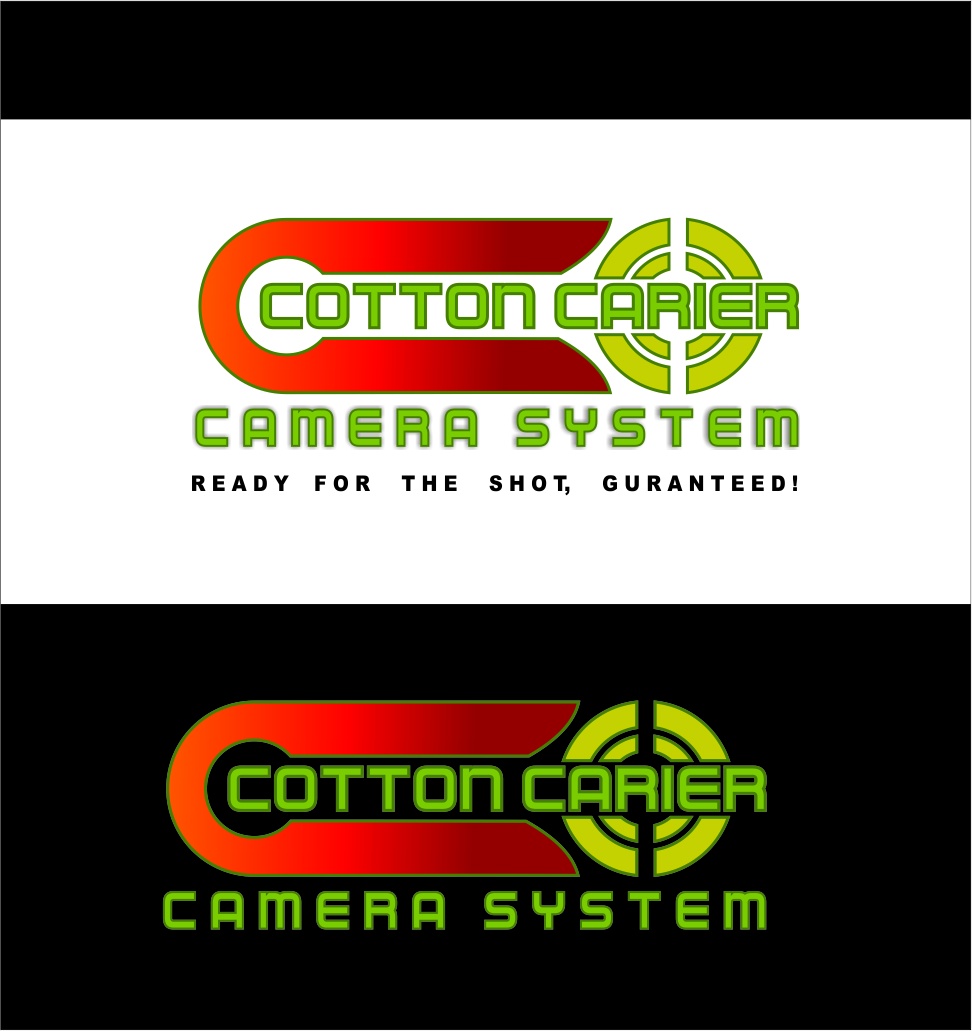 Logo Design by Agus Martoyo - Entry No. 82 in the Logo Design Contest Cotton Carrier Camera Systems Logo Design.