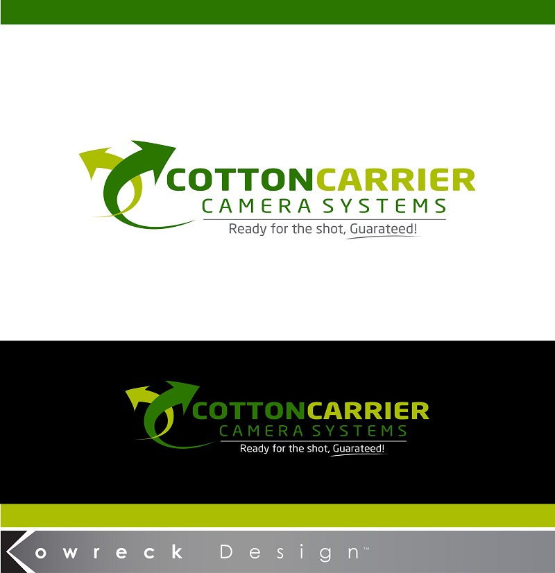 Logo Design by kowreck - Entry No. 83 in the Logo Design Contest Cotton Carrier Camera Systems Logo Design.