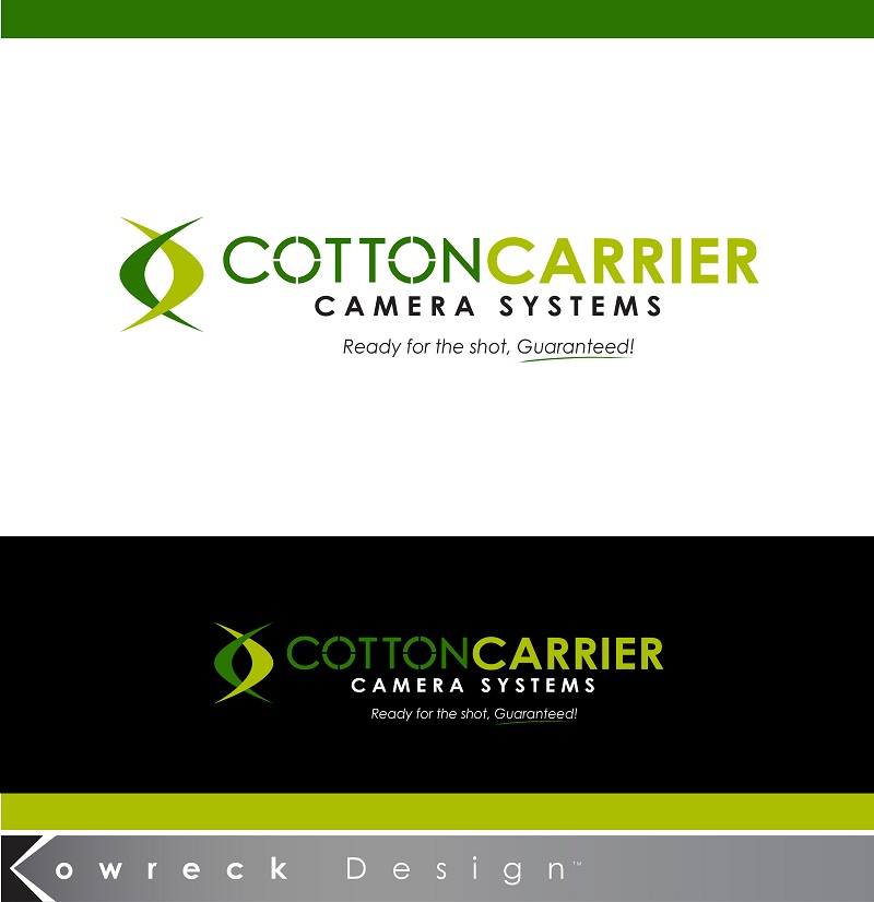 Logo Design by kowreck - Entry No. 89 in the Logo Design Contest Cotton Carrier Camera Systems Logo Design.