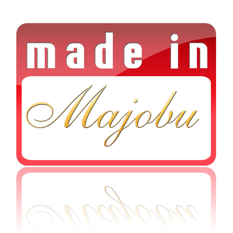 Logo Design by Kivi Marc Sarmiento - Entry No. 17 in the Logo Design Contest Inspiring Logo Design for Majobu.
