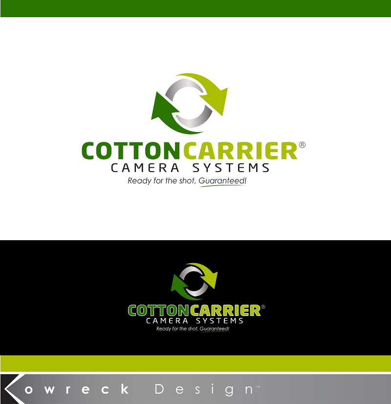 Logo Design by kowreck - Entry No. 90 in the Logo Design Contest Cotton Carrier Camera Systems Logo Design.