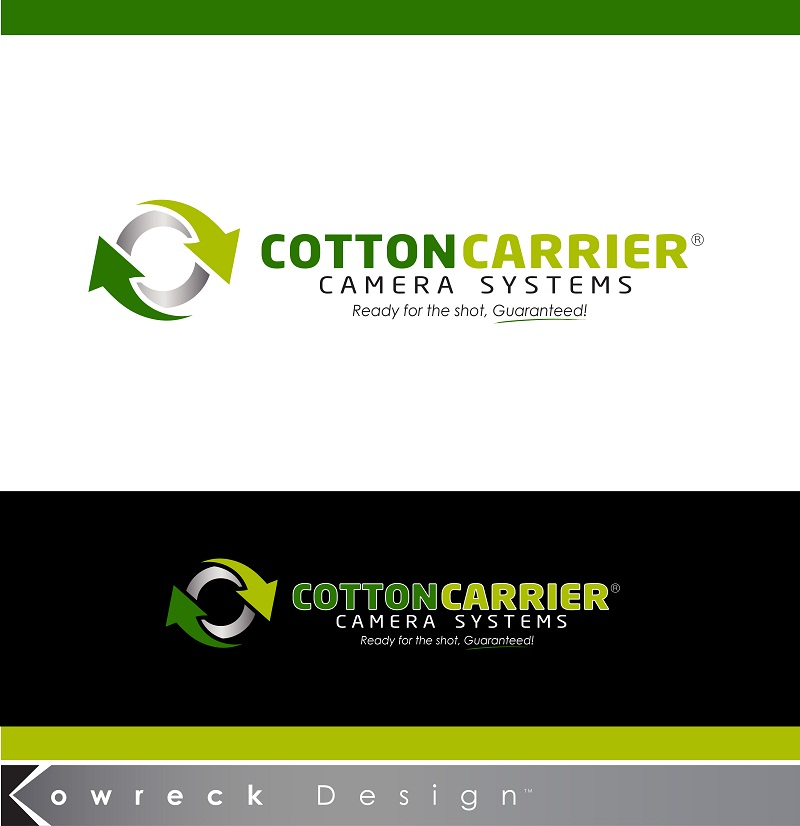 Logo Design by kowreck - Entry No. 91 in the Logo Design Contest Cotton Carrier Camera Systems Logo Design.