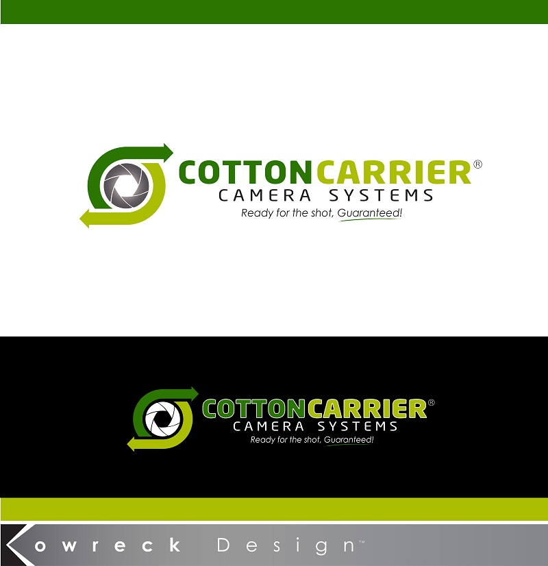Logo Design by kowreck - Entry No. 96 in the Logo Design Contest Cotton Carrier Camera Systems Logo Design.