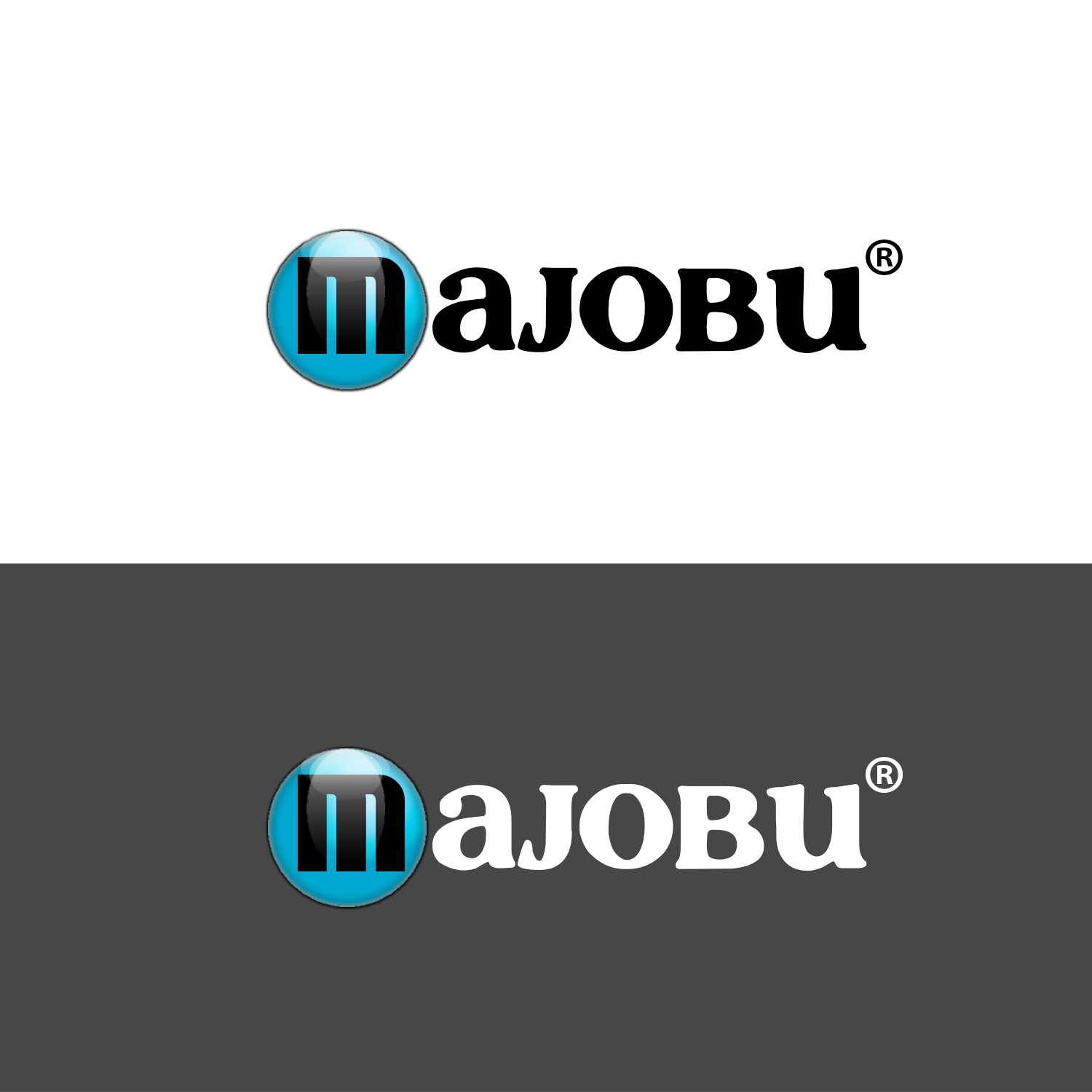 Logo Design by Kivi Marc Sarmiento - Entry No. 18 in the Logo Design Contest Inspiring Logo Design for Majobu.