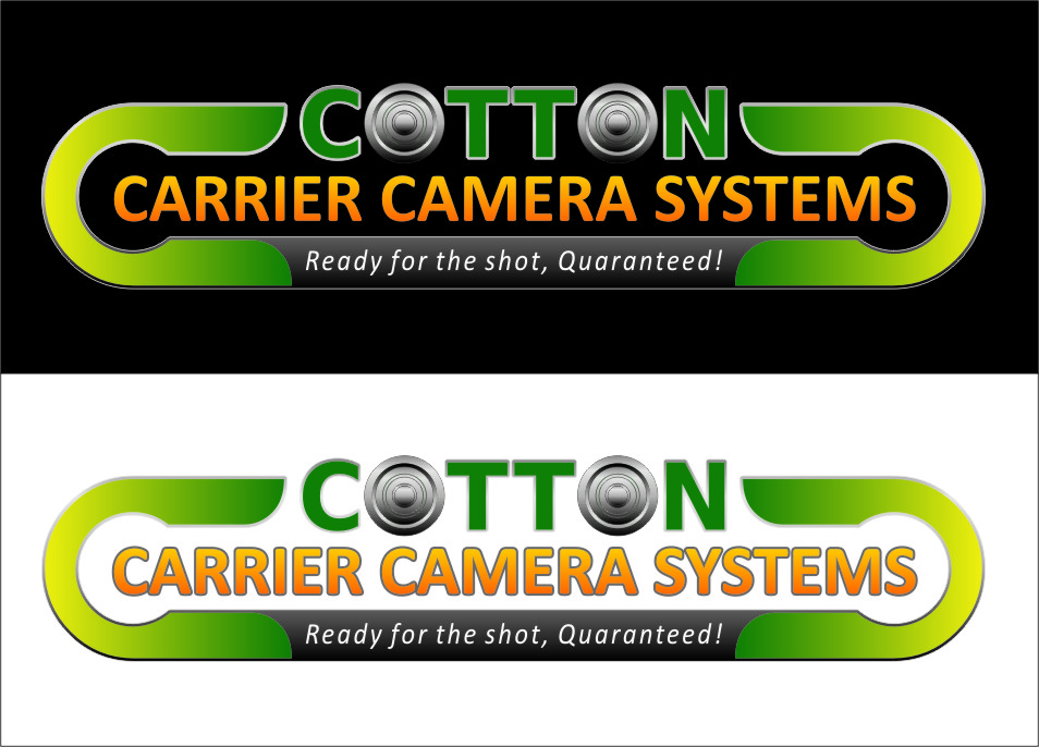 Logo Design by RasYa Muhammad Athaya - Entry No. 97 in the Logo Design Contest Cotton Carrier Camera Systems Logo Design.