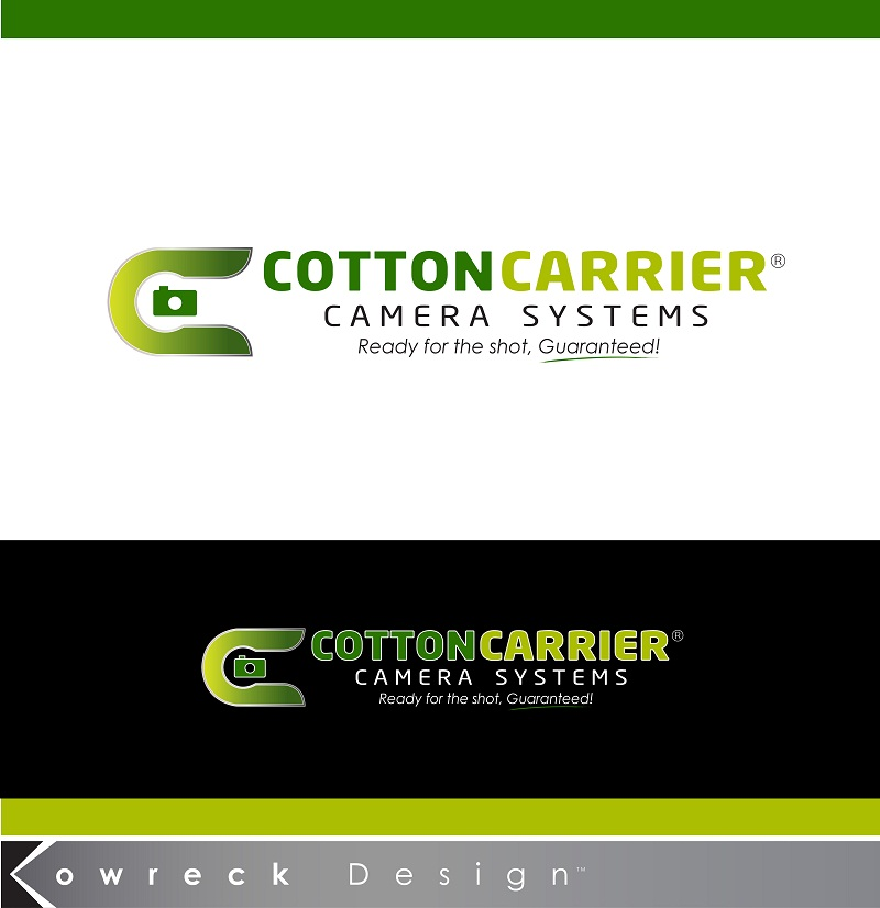 Logo Design by kowreck - Entry No. 98 in the Logo Design Contest Cotton Carrier Camera Systems Logo Design.