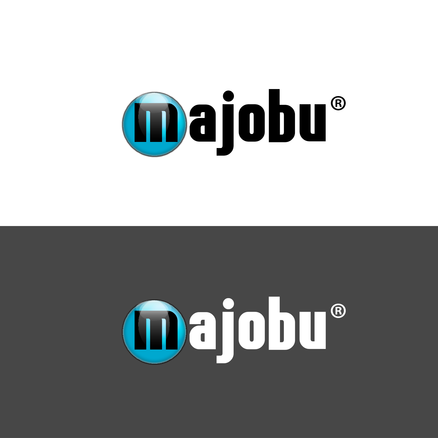 Logo Design by Kivi Marc Sarmiento - Entry No. 20 in the Logo Design Contest Inspiring Logo Design for Majobu.